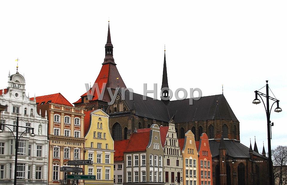 mecklenburg vorpommern 1 rostock neuer markt 3. Black Bedroom Furniture Sets. Home Design Ideas